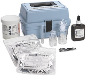Фото HACH 146900 Тест-набор на растворенный кислород (100 тестов)