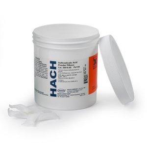 Фото HACH 2081669 Подушки с порошком сульфосалициловой кислоты (100 тестов)