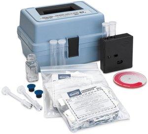 Фото HACH 2129000 Тест-набор на свободный и общий хлор (100 тестов)