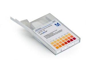Фото HACH 2751000 Тест-полоски на pH (100 тестов)