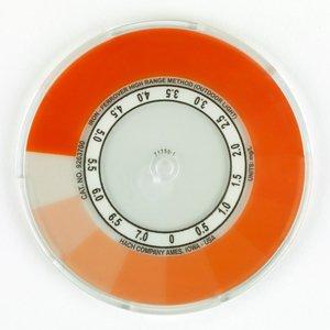 Фото HACH 9263700 Цветовой диск для определения железа