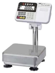 Фото AND HV-15KC платформенные весы (3,6,15 кг/0.001,0.002,0.005 г)