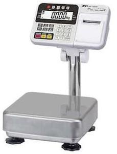 Фото AND HV-15KCP платформенные весы (3,6,15 кг/0.001,0.002,0.005 г)