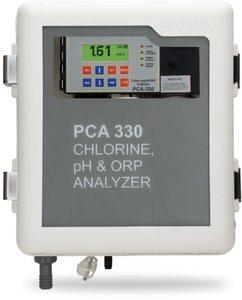 Фото HI PCA300 Анализатор хлора, pH, ОВП и температуры