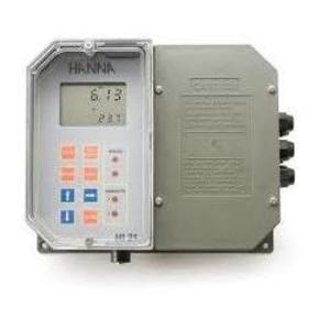 Фото HI21211-1 Настенный цифровой контроллер pH