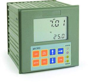 Фото pH500 цифровой контроллер pH