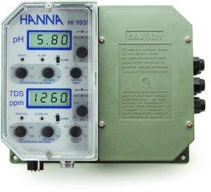 Фото HI9935-1 Промышленный контроллер pH и TDS