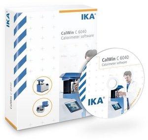 Фото IKA C 6040 CalWin 0004040500 Программное обеспечение