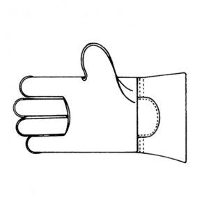 Фото TESTING 8.0602 Рабочие перчатки