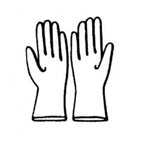 Фото TESTING 8.0603 Одноразовые перчатки