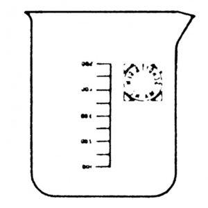 Фото TESTING 8.0103 Лабораторный стакан (1000 мл)