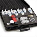 HI 3817 мультипараметровый набор тестов для испытания качества воды (щелочность, хлорид, жесткость, железо, pH, сульфит)