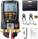 Testo 557 (0563 1557) Цифровой манометрический коллектор с Bluetooth