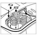 HACH A23795 Вентилятор для спектрофотометра DR 5000