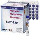 HACH LCK330 Кюветный тест на молибден (3–300мг/л, 24 шт.)
