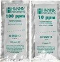 HI9829-13 Калибровочные стандартные саше 100 ppm хлоридов (25 x 25 мл)